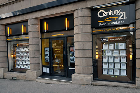 Agence immobilière CENTURY 21 Foch Immobilier, 12000 RODEZ